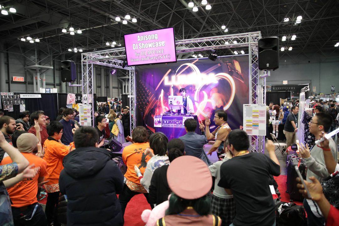 Lumica USA at Anime NYC