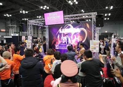Lumica USA at Anime NYC
